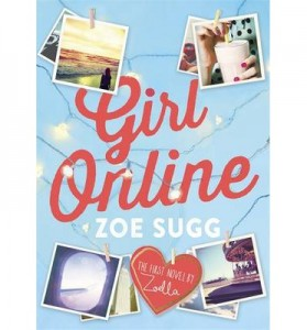 Girl Online Book Cover