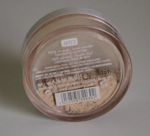UNE Mineral Foundation Image 2