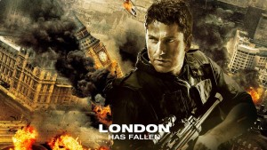London has Fallen Movie Poster Image 2