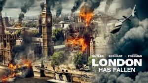 London has Fallen Movie Poster Image 1
