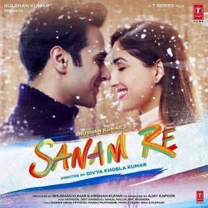 Sanam Re Movie Poster Image 1