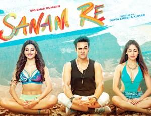 Sanam Re Movie Poster Image 2