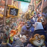 Zootropolis Movie Review Poster 1