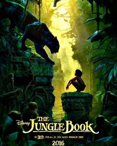 The Jungle Book Movie Review Poster 1