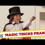 Magic Tricks Pranks - Funny Videos