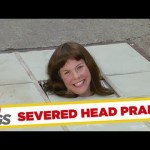 Screaming Severed Head Prank - Funny Videos