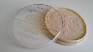 Rimmel Stay Matte Powder Review 2