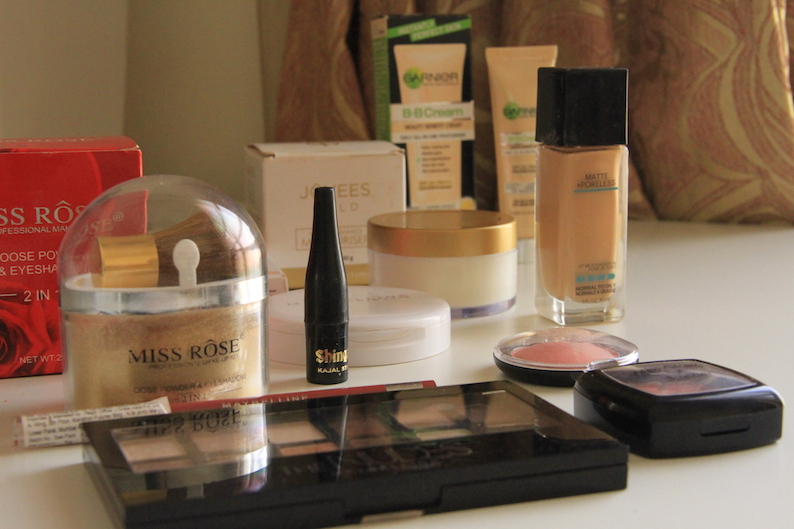 India Beauty Haul Image 1