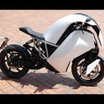 Amazing Electric Super Bike