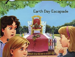 Nancy Drew and the Clue Crew – Earth Day Escapade – Book Review