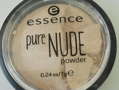 Essence Pure Nude Powder Review – Nude Beige