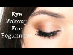 Beginner Eye Makeup Tips – Fashion Videos