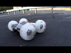 Sand Flea Jumping Robot – TECH Videos