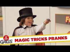 Magic Tricks Pranks – Funny Videos