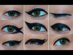 9 Different Eyeliner Looks – Fashion Videos.