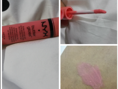 NYX Butter Gloss Review – Apple Strudel Lip Gloss