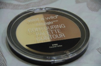 Wet N Wild Contouring Palette Review – Caramel Toffee