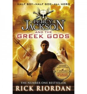 Percy Jackson and the Greek Gods image