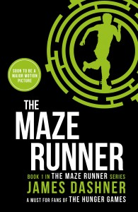 The Maze Runner Cover Image