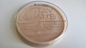 Rimmel Stay Matte Powder Review 1
