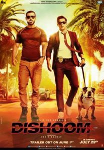 Dishoom Bollywood Movie Review Image 1