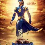 Flying Jatt Bollywood Movie Poster Image 1