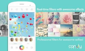Candy Camera Review - Android App
