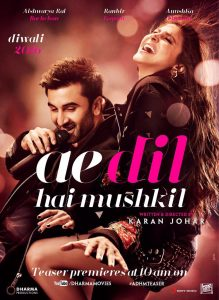 Ae Dil Hai Mushkil Bollywood Movie Review Image 1