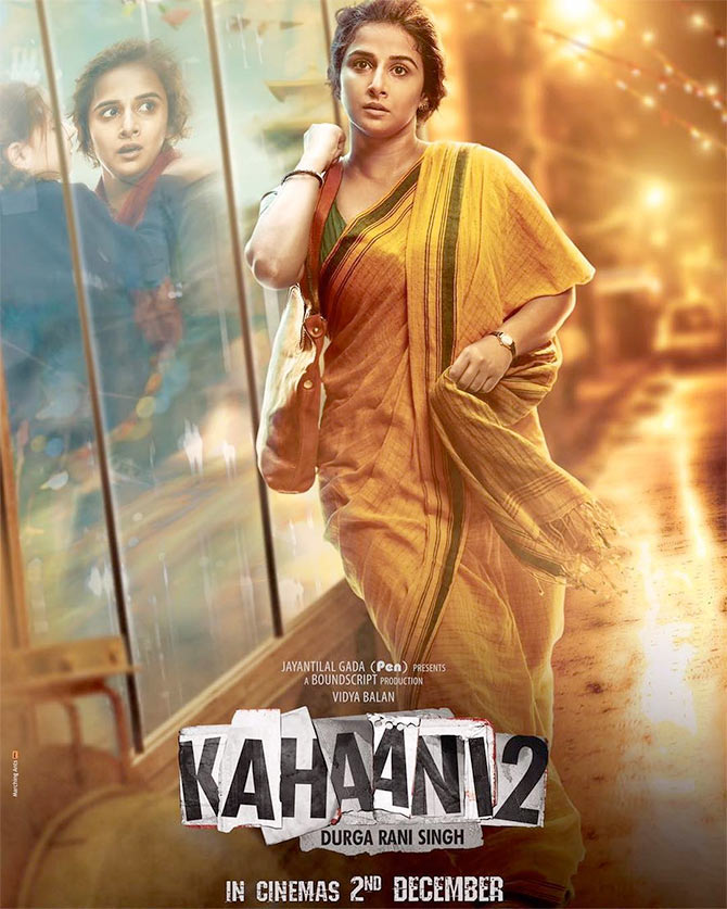Kahaani 2 Bollywood Movie Poster Image 1