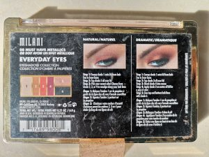 Milani Everyday Eyes Must-Have Metallics 6