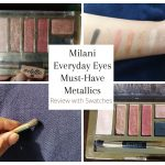 Milani Everyday Eyes Must-Have Metallics 1