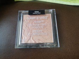 Wet n Wild Megaglo Highlighting Powder Review - Precious Petals 1