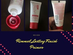 Rimmel Lasting Finish Primer Review and Why You Should Buy This