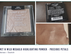 Wet n Wild MegaGlo Highlighting Powder – Review with Swatches