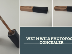 Wet N Wild Photofocus Concealer – Review