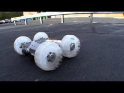 Sand Flea Jumping Robot – TECH Videos