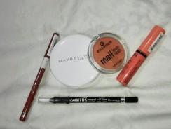 Top 5 Under 5 Dollars Makeup